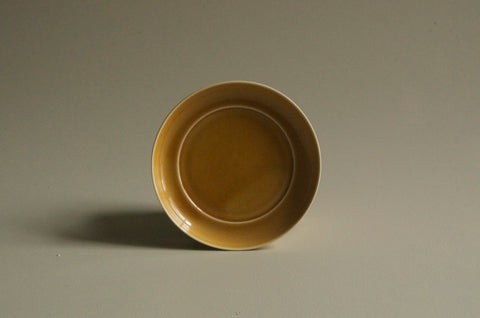 MIZU MIZU Round Dish 12cm Light-Brown