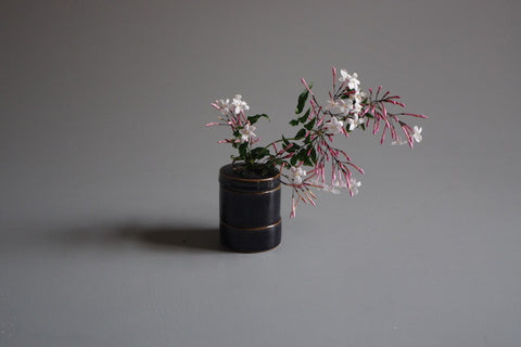 Jane Heng Ikebana Stack with single line lid