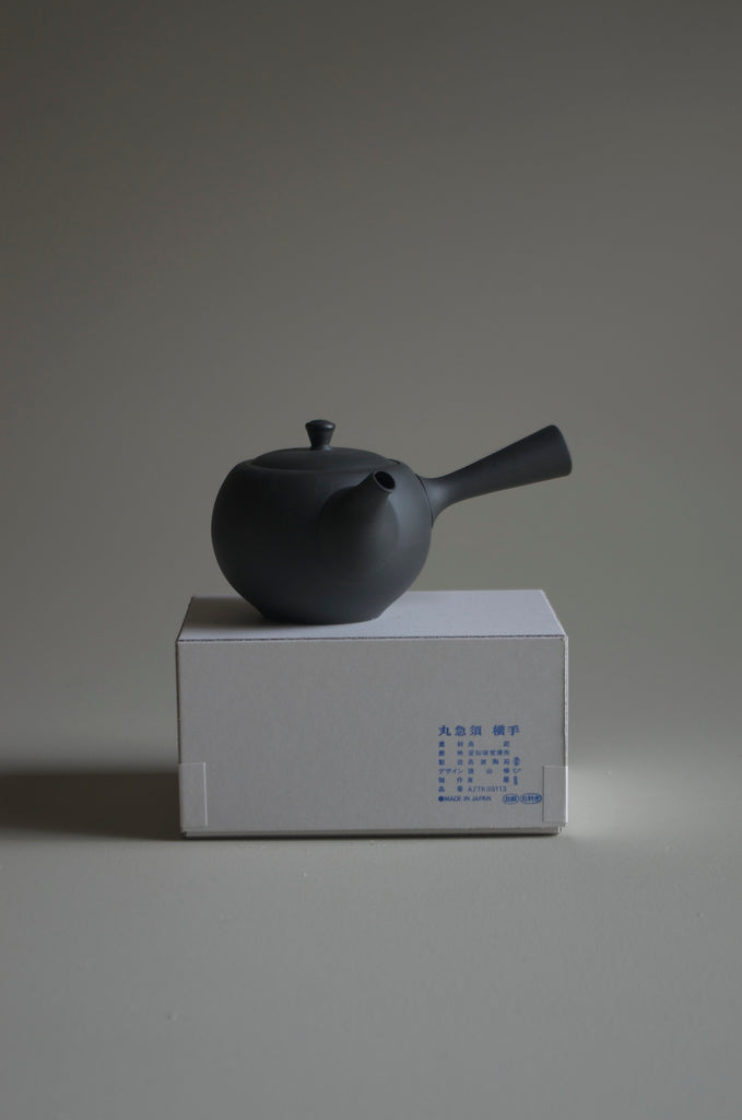 Maru Teapot Side Handle