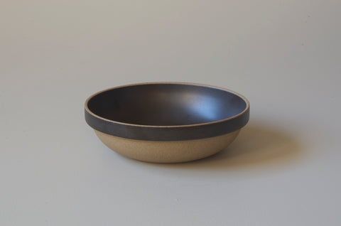 HASAMI BLACK BOWL R 185 X 55