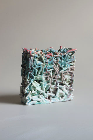 Dawn Vachon Tic Tac Sculpture #1