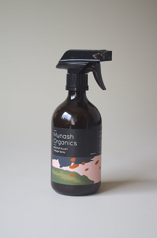 Munash Organics Indoor Foliar Spray 500ml