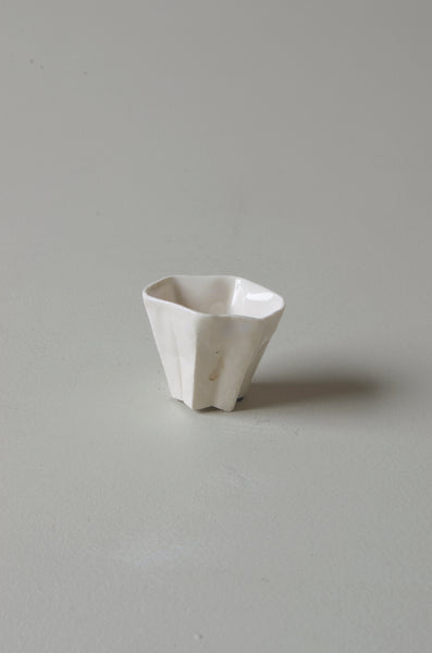 Kirsten Perry Small Folded Vase #1
