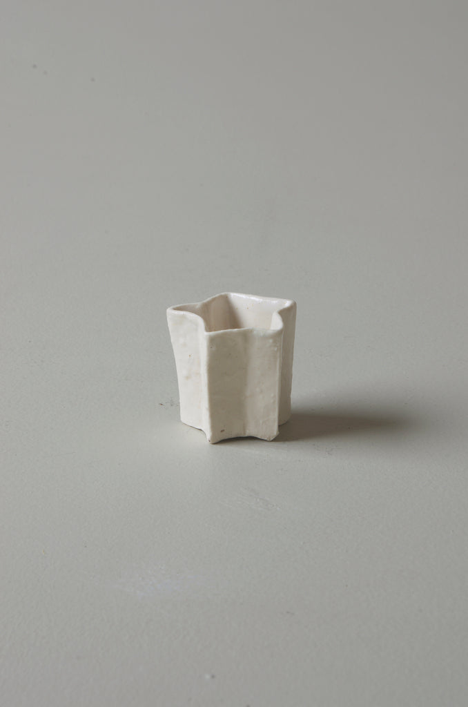 Kirsten Perry Small Folded Vase #2