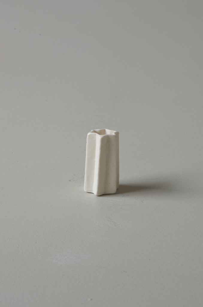 Kirsten Perry Small Folded Vase #6