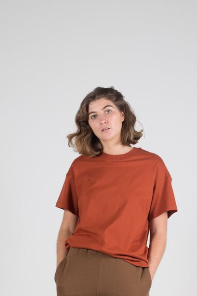 Vege Threads Organic Classic Box Tee