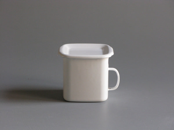 Enamel Kitchen Canister