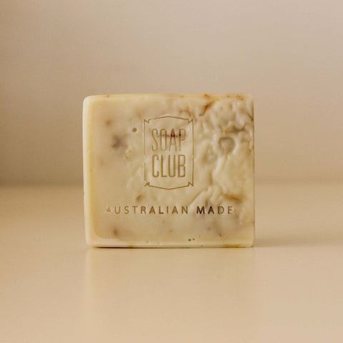 Soap Club Lemon Myrtle Calendula Petal Soap