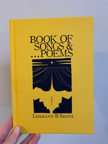 Book of Songs & Poems