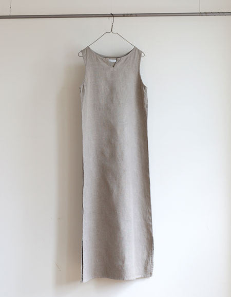 Fog Linen Work Leah No sleeved Night Shirt