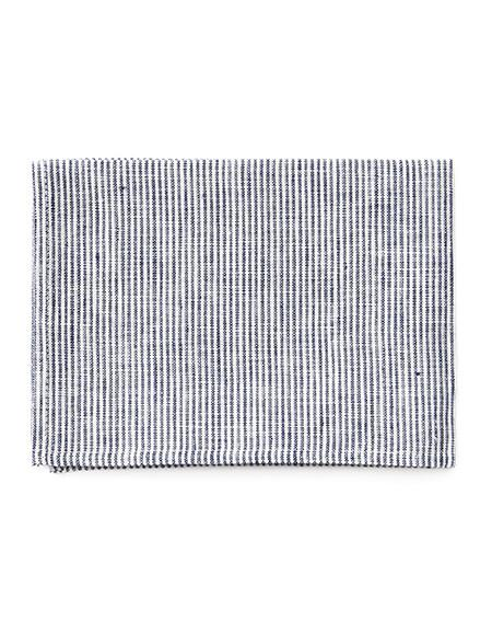 Fog Linen Work linen tea towel