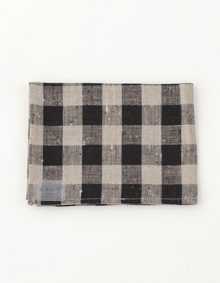 Fog Linen Work thick linen tea towel