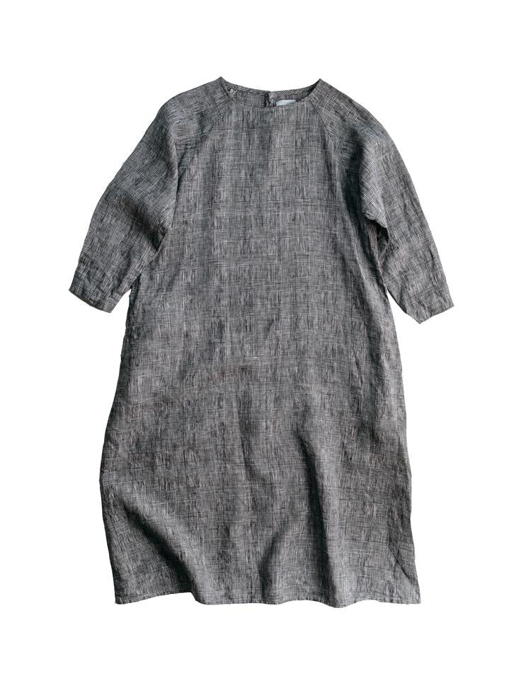 Fog Linen Work Anu Dress - Glen