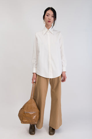 LIMB Audrey Shirt White