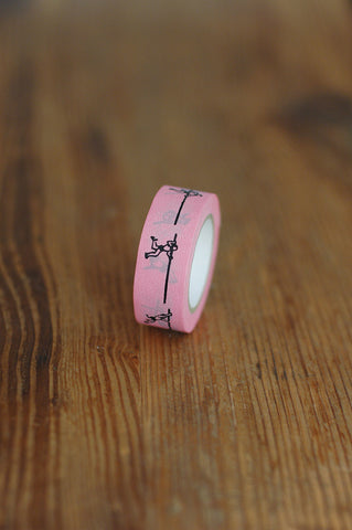 Pole Vault Washi Masking Tape
