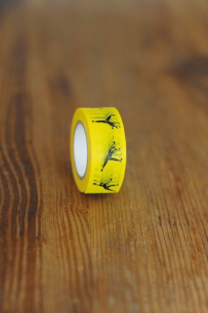 Cartwheel Washi Masking Tape
