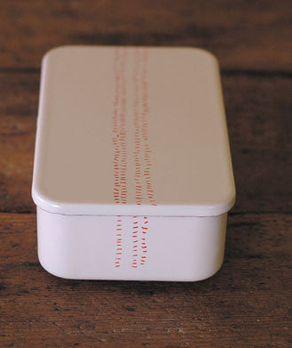 Enamel Lunchbox