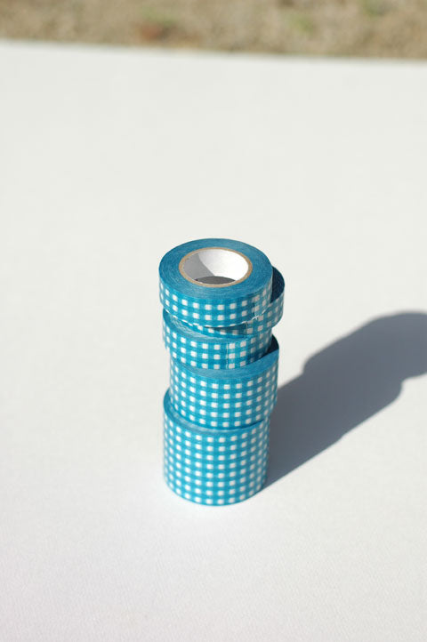 Gingham Washi Masking Tape