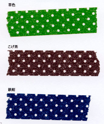 Pin Dots Washi Masking Tape