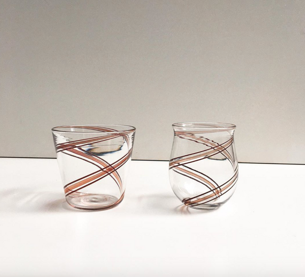 Ryoko Takanashi Old Fashion Glass