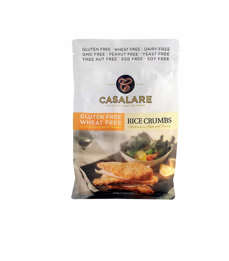 Casalare Rice Crumbs 330g