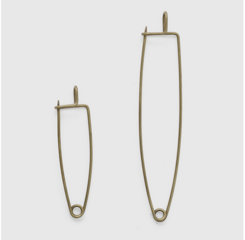 Fog Linen Work Brass Cloth Pin