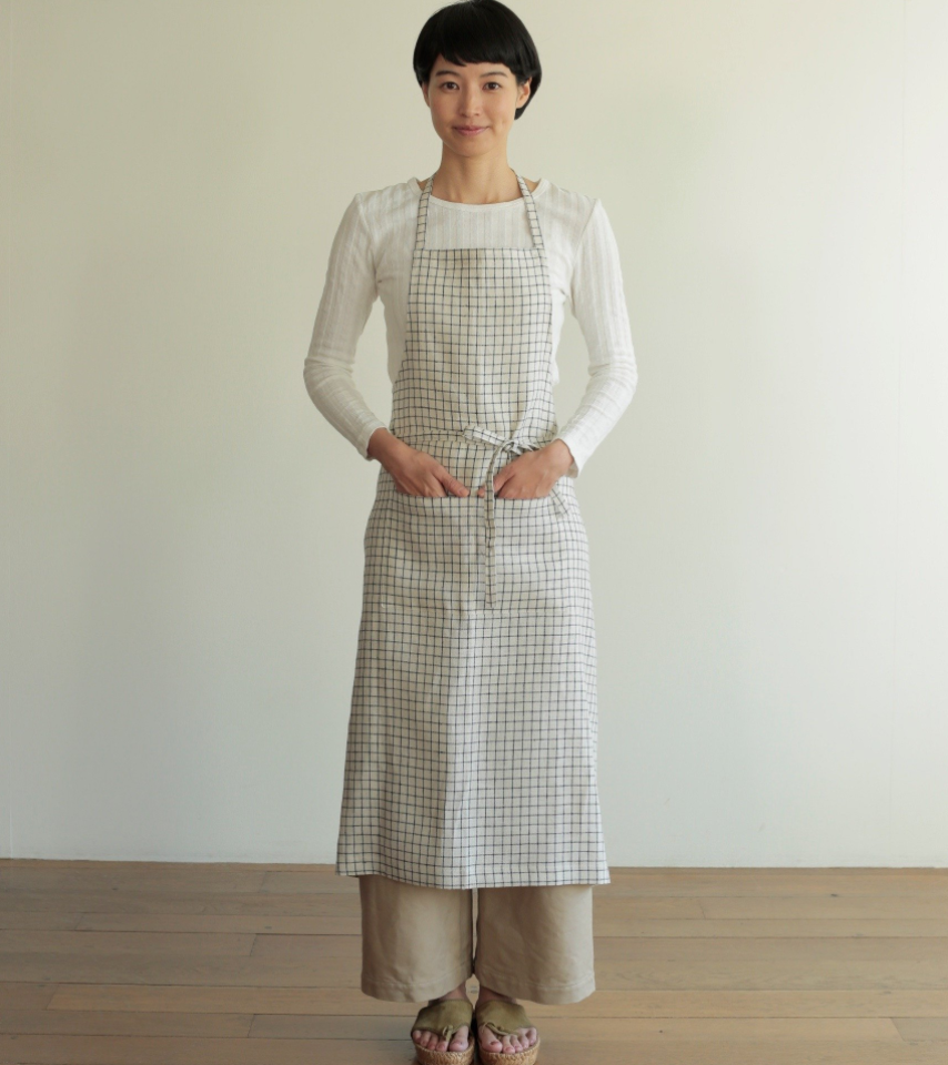 Fog Linen Work full apron