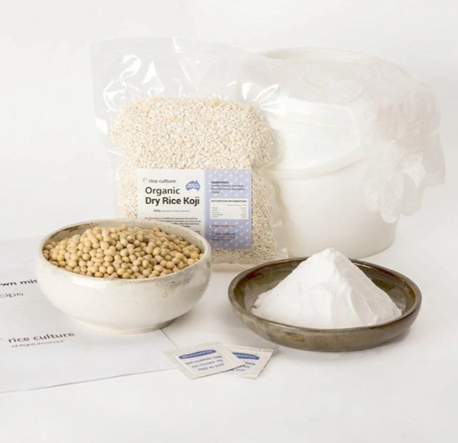 Rice Culture - Make your Own Miso Kit
