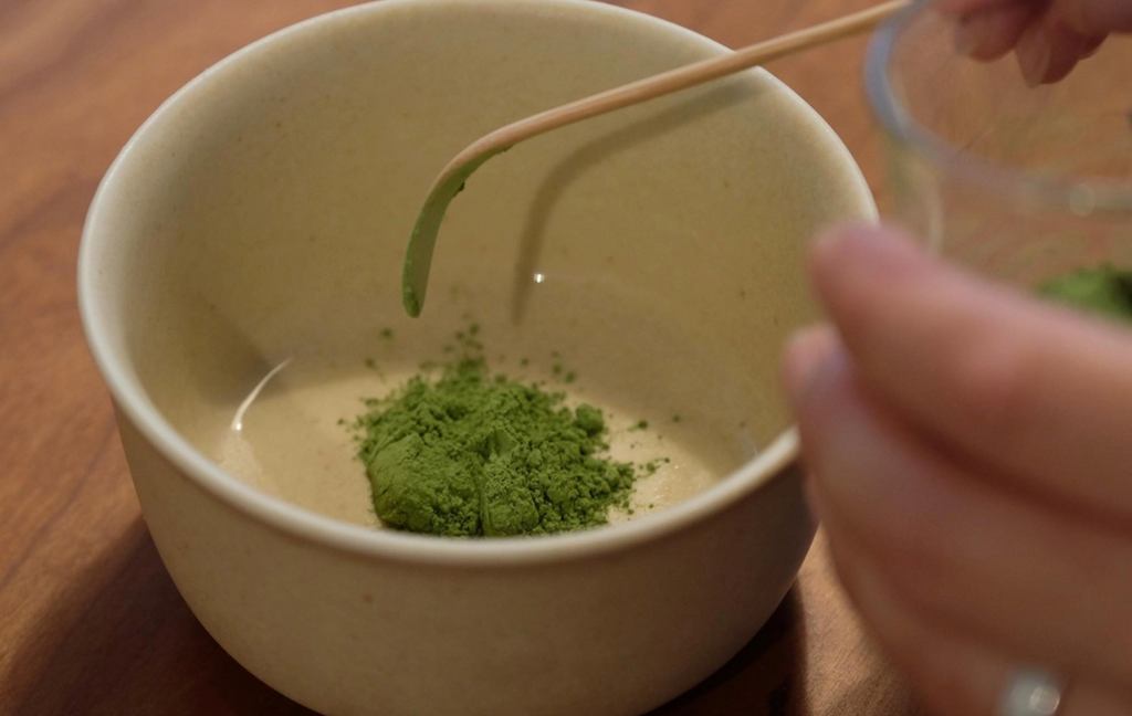 SUSUMUYA Matcha Tea Bowl