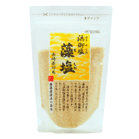Hamamishio Moshio Japanese Sea Salt