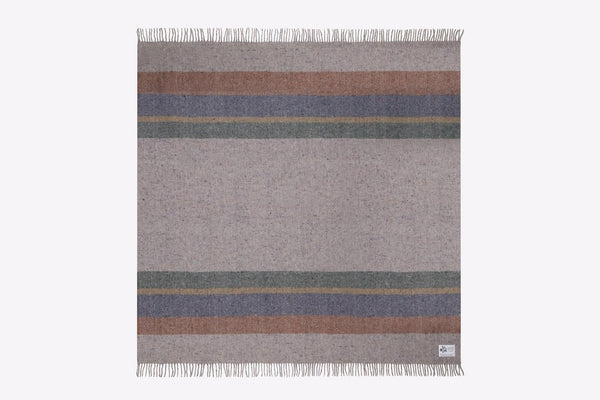 Seljak Recycled Wool Blanket - Kram