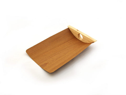 Takada Natural Wood Dustpan