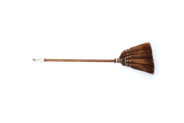 Takada Broom with Japanese Cypress Handle