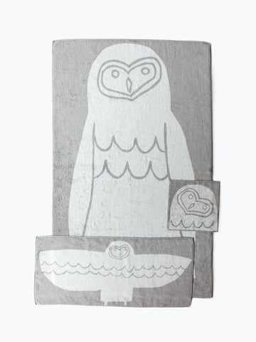 Animal Towel  - Owl