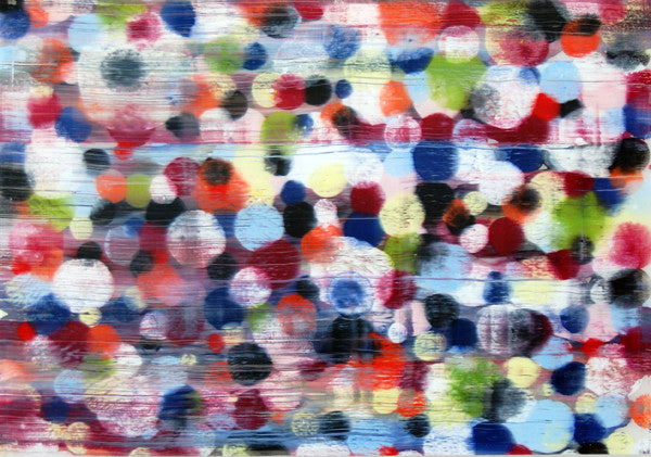 Anna White, Night painting, 2010, 31x44cm