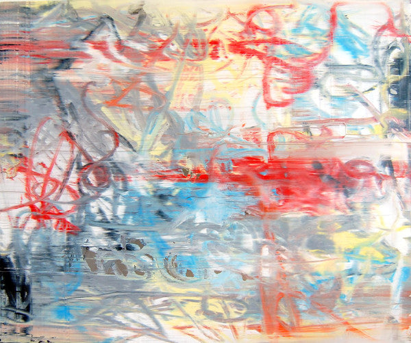 Anna White, Red, Yellow, Blue Orange, 2011, 37 x 44cm