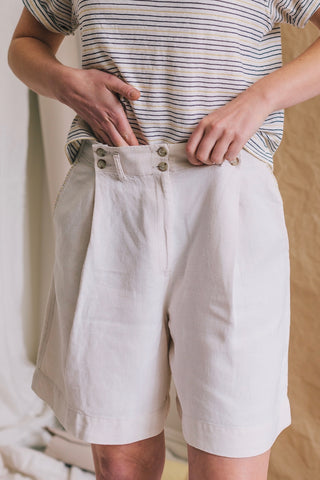 ReWork Best Linen Shorts