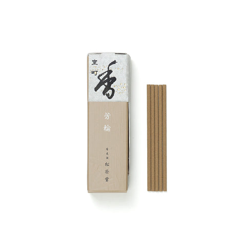 Japanese Incense - Muromachi