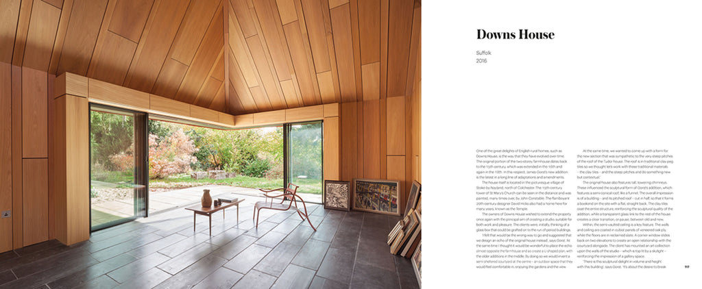 The Timeless Home: James Gorst Architects