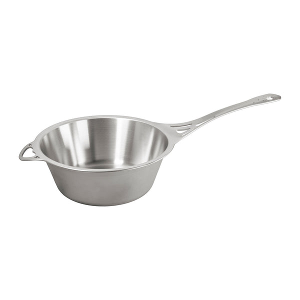 SOLIDTEKNICS nöni Combination set - 2.5L saucepan + 23cm skillet with lid