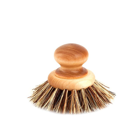 SRF Hantverk Pan Brush Round (with knob)