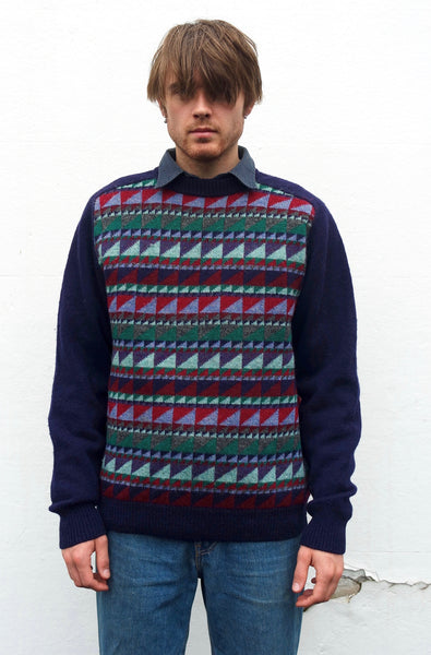 Kitly Collected Scottish Fairisle Jumper