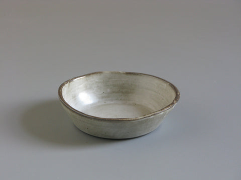 Sharon Alpren Serving Dish - white