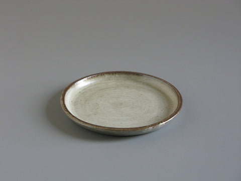 Sharon Alpren Side Plate - White