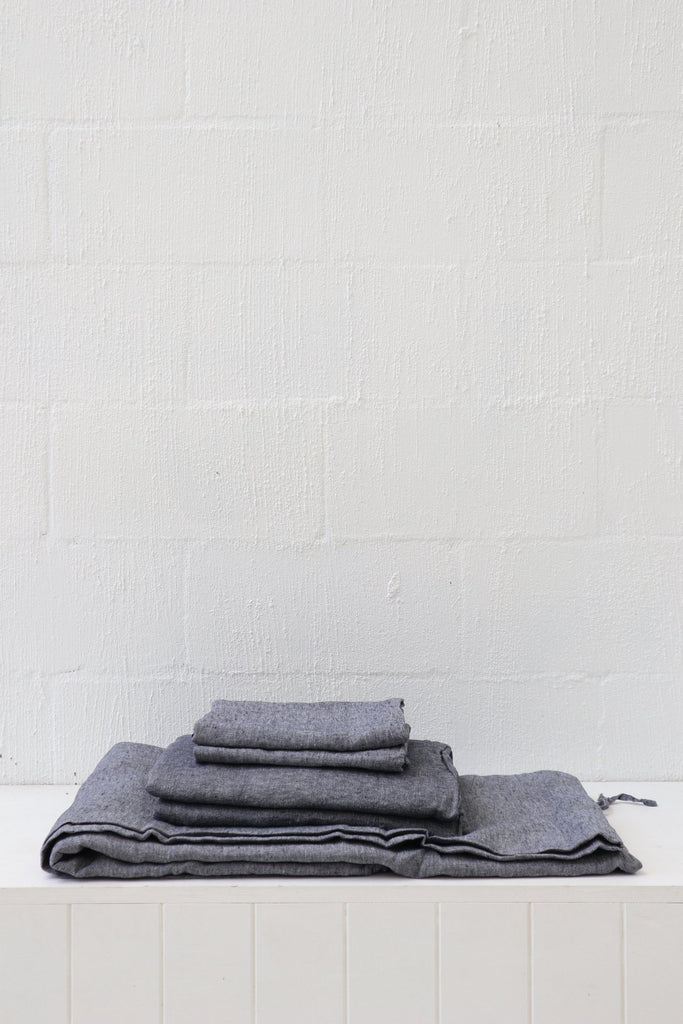 Major Minor Flat Sheet - Slate