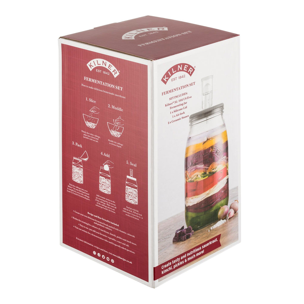 Kilner Fermentation Set 3L