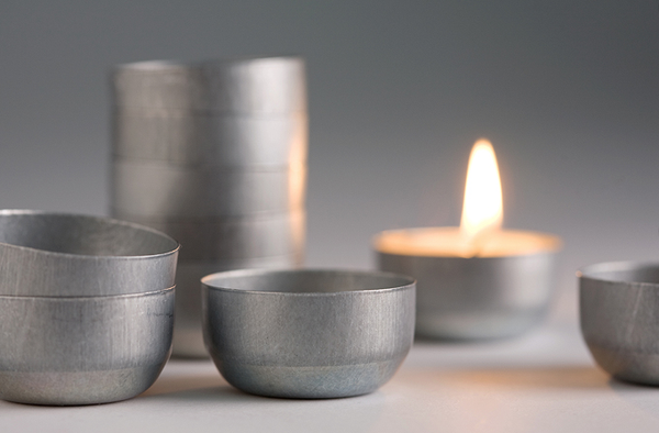 Northern Light Tealight Tin