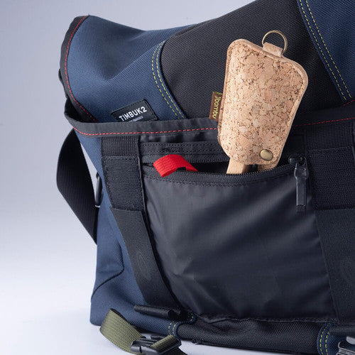 bambu Travel Utensil Set with Cork Pouch