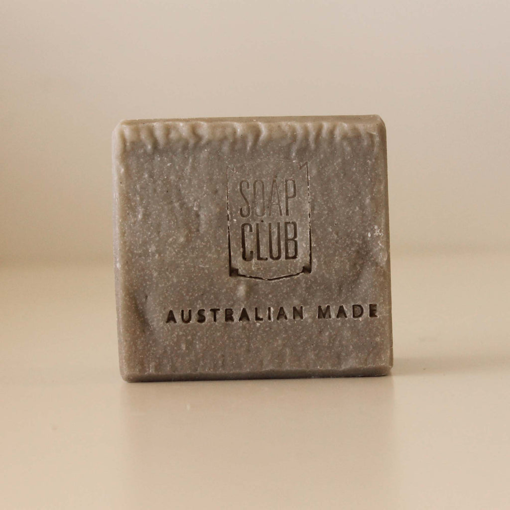 Soap Club Work Soap 200g - Spearmint and Pumice