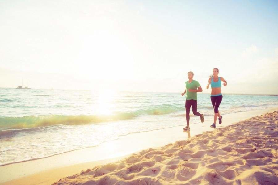 Things We Love: Beach Running